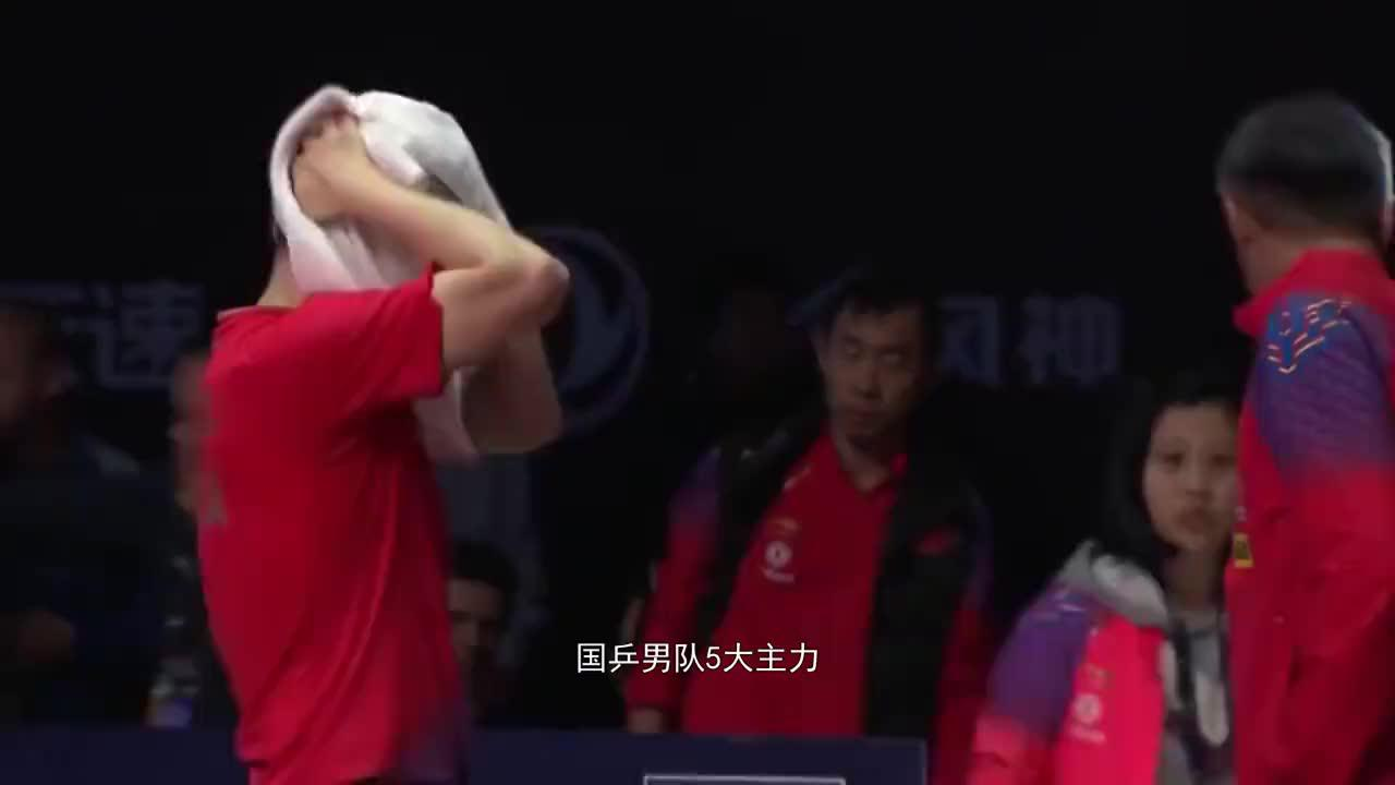顶住压力国乒大满贯逆转韩国强敌总决赛男单8强出炉