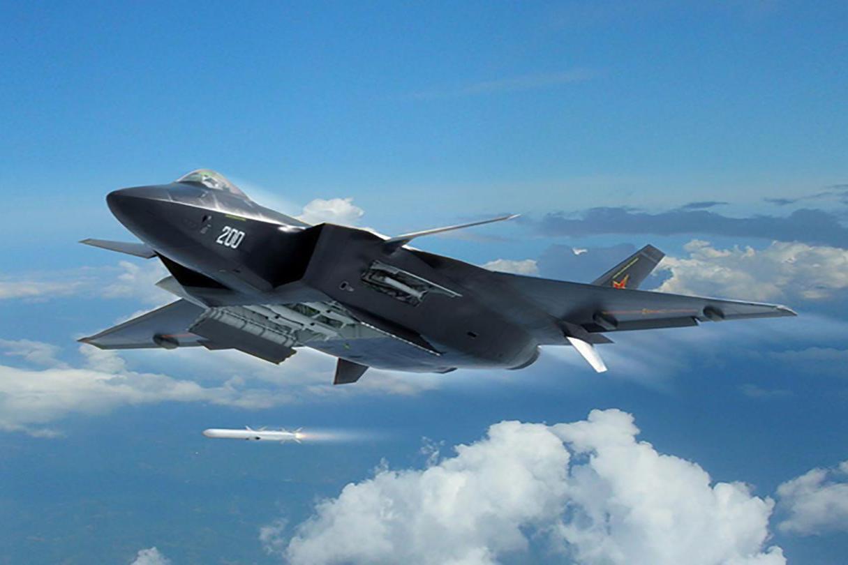 FC-31出口市场越来越少,又有两国要自研五代机,外形酷似歼20