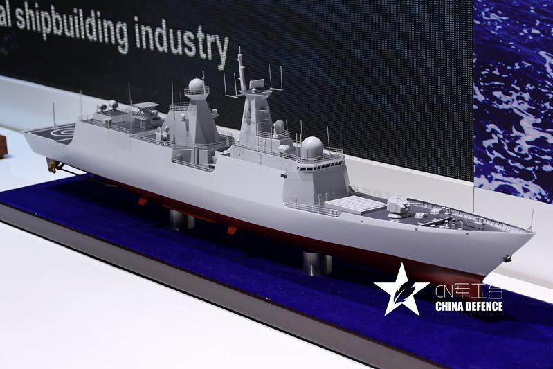 舰闻杂谈:054AE又出改进型—米波雷达老当益壮再次上舰