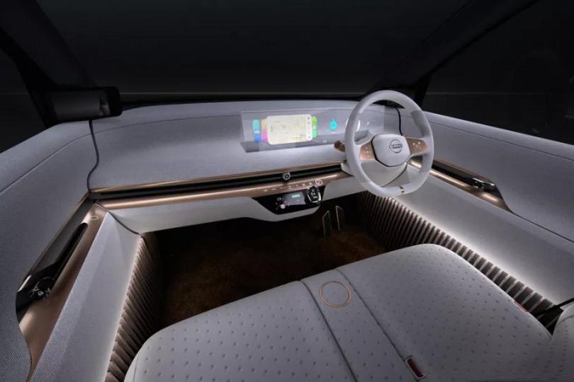 2019东京车展重磅来袭,日产概念车开启设计与性能新纪元