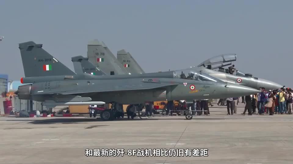 作战半径还不及反舰导弹印度海军为何采购LCA其实是有苦说不出