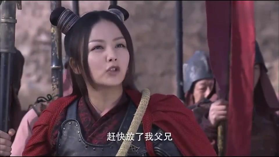 封神榜:龙安吉使出小圈圈,哪吒还给他一个大圈圈,杀掉龙安吉!