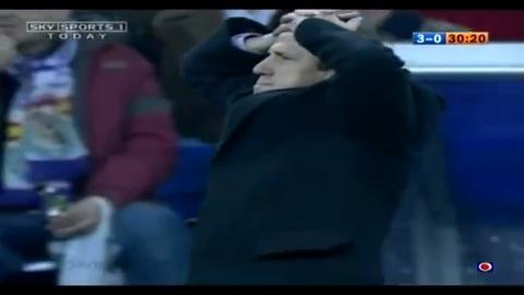 多角度回看 当年贝克汉姆传给罗纳尔多的这球 再没人能踢出来了