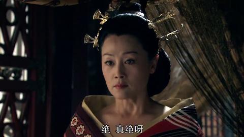 刘盈看到不成人样的戚夫人,吓昏许久,醒后就和母亲翻脸