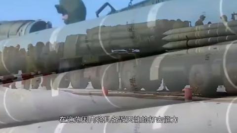 俄制龙卷风远程火箭炮性能如何?钢铁风暴,火力堪称疯狂