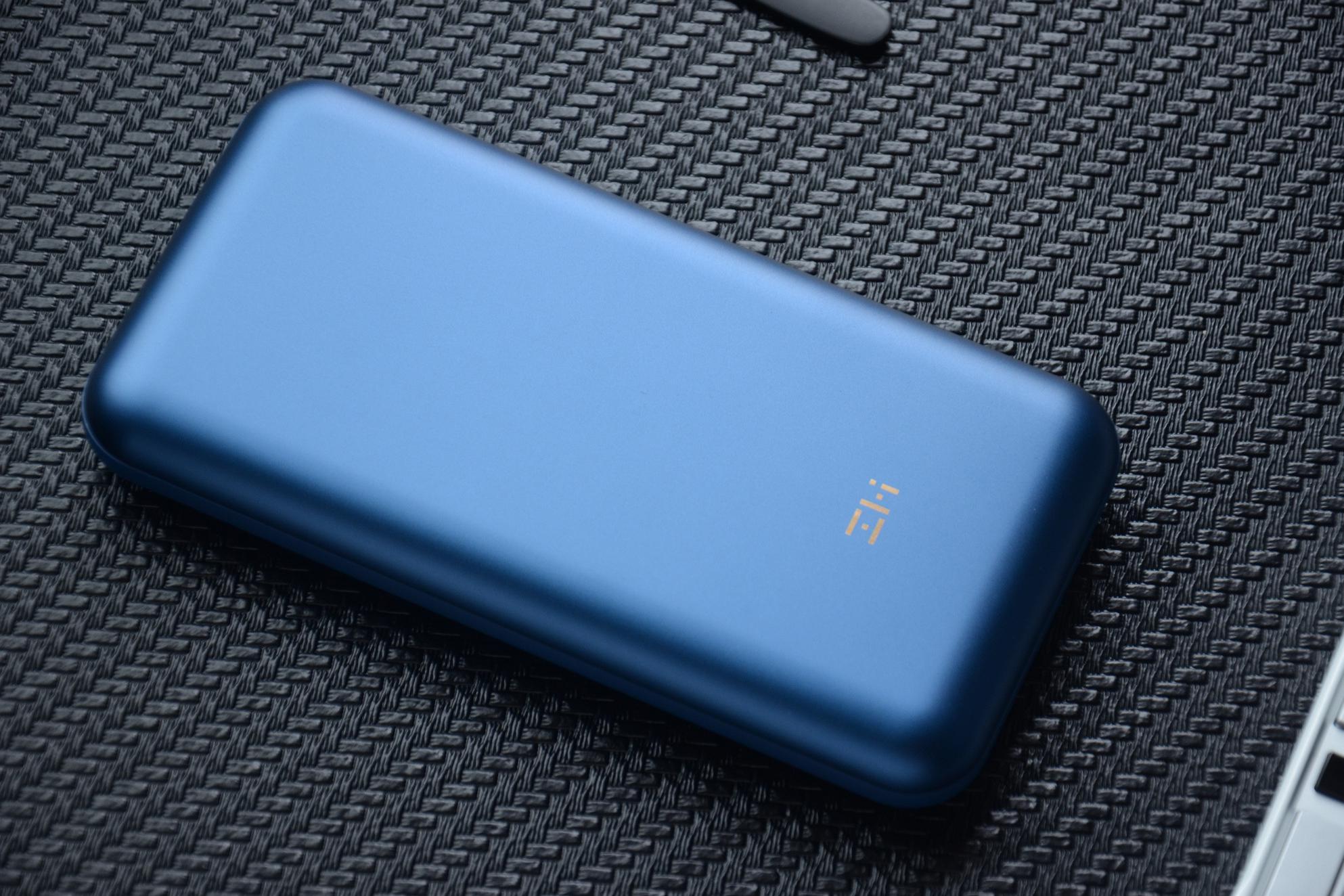 小米生态链新品评测:2万毫安,可以给笔记本充电的移动电源