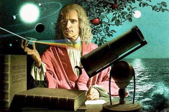 名人道德就高吗?看牛顿干过的这7件不为人知的糗事,千万别骂他