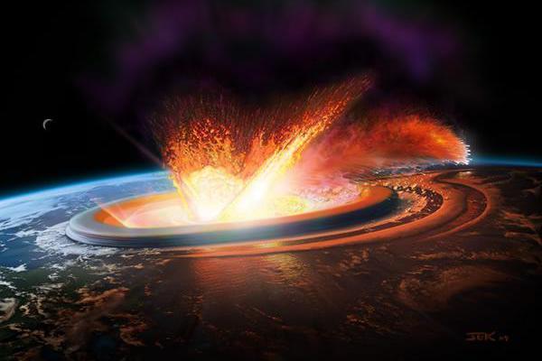 6500万年前恐龙灭绝是希克苏鲁伯陨石坑吗?可能另有其主!