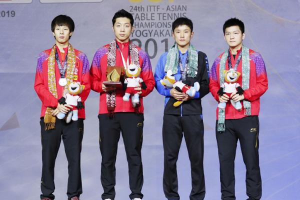 18张东京奥运会门票争夺赛将战!64支队伍已集结,国乒4强敌参赛