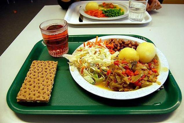 世界各国学生午餐大盘点:瑞典最奢侈,俄罗斯最简单,中国是这样
