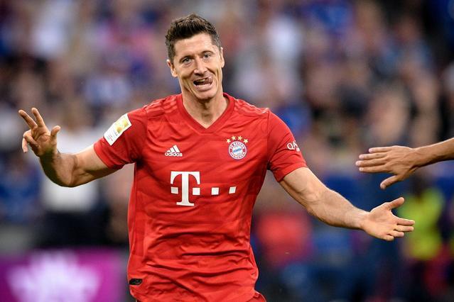 莱万多夫斯基当选拜仁9月最佳球员