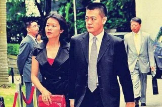 刘銮雄长子被曝遭女主播分手,被嘲子不如父,网友道出被甩原因