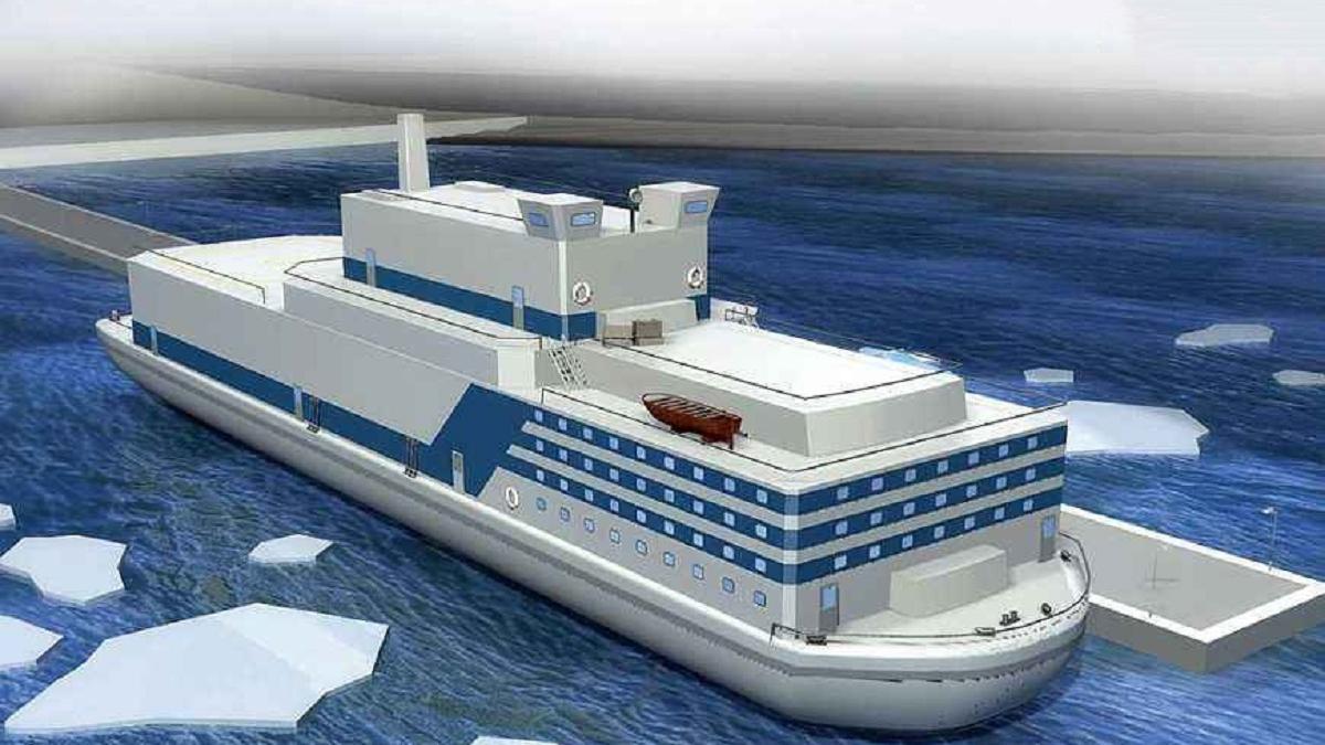 迈出核动力航母关键一步?中船重工传来好消息,随时可开工建造