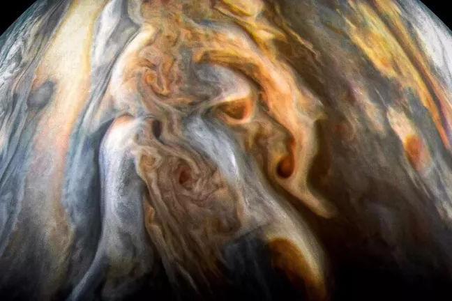 木星大气水含量高达0.25%,是太阳的3倍!朱诺号又一重磅发现!
