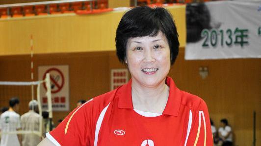 《这就是中国女排》第二集:首冠成员周鹿敏