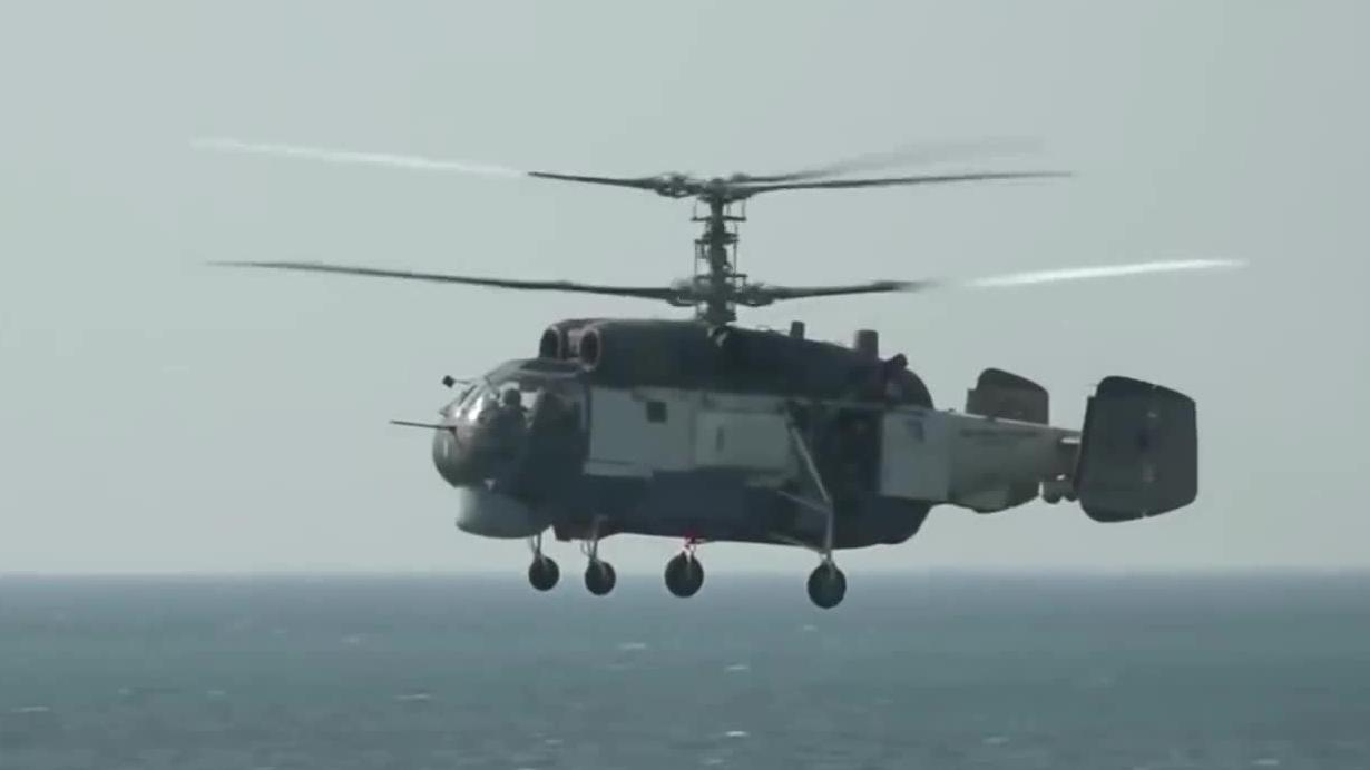 俄罗斯海军陆战队抢滩登陆,作战很猛很强势