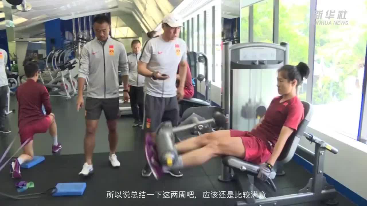 冲奥一定全力以赴 带队做到内心无愧专访中国女足主帅贾秀全