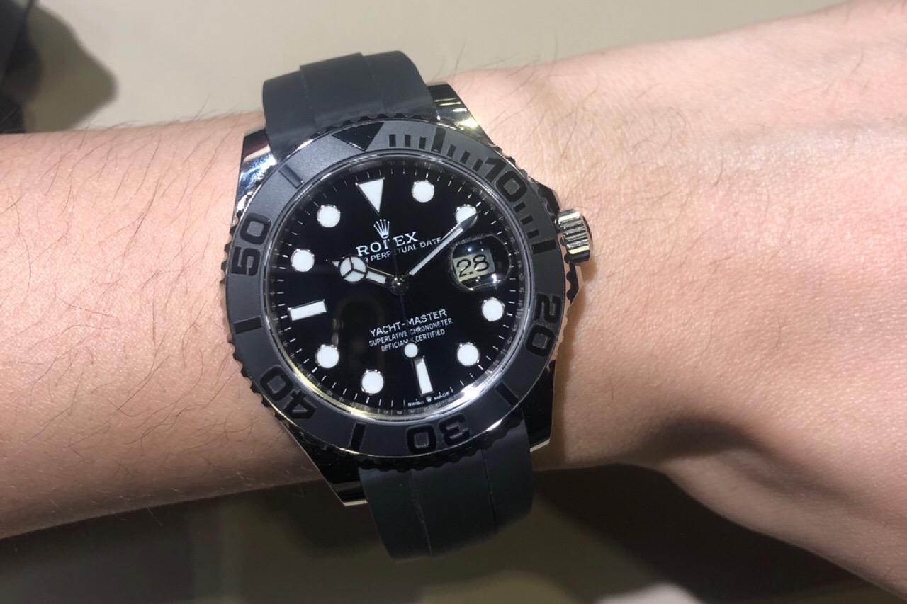 今年新款劳力士游艇名仕型42毫米腕表,到底有哪些变化?