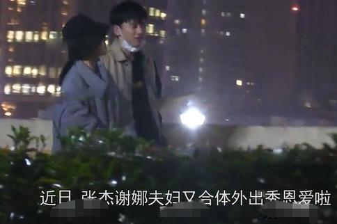 张杰谢娜甜蜜拥吻被指刻意秀恩爱,对此张杰这样解释?
