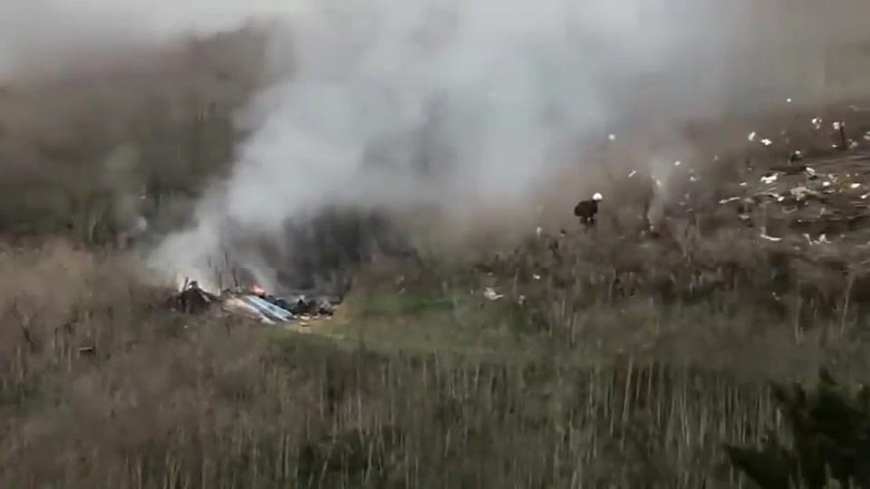 科比:科比飞机坠毁现场视频公开,让人心痛!