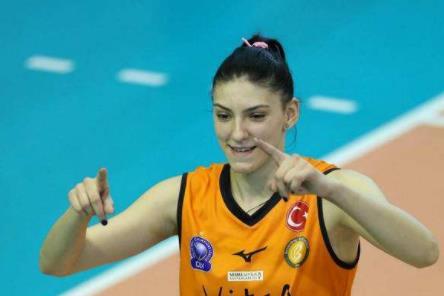 朱婷的老对手,博斯科维奇再砍33分,土耳其女排联赛第十八轮!