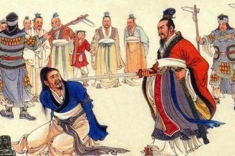 中国历史上的第一个贪官,接受钱财性贿赂,最终因为滥用权力惨死