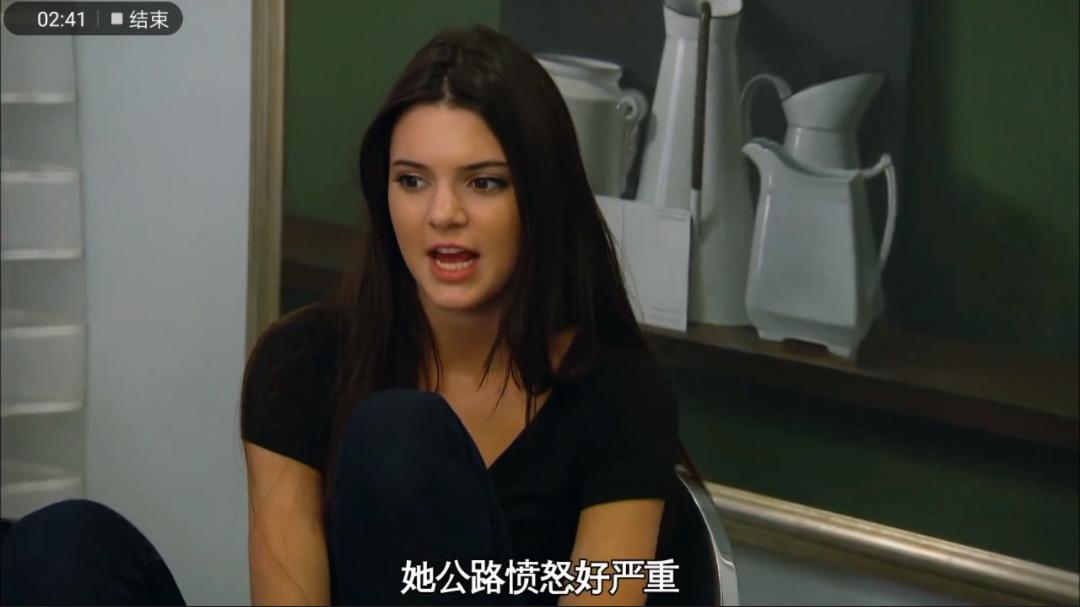 肯达尔·詹娜:妈妈压力太大,总是发火,要逼她休息一下