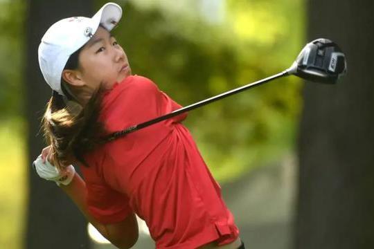 今晚,一个宁波女孩,将创造LPGA一项新的历史