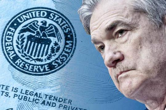 美联储宣布每月印600亿美元,借给美国,美国人终于提撤回金本位