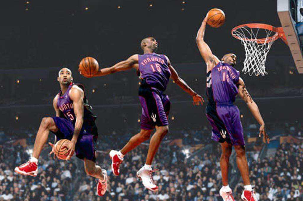 NBA扣篮大赛历史关键时间轴!卡特、拉文领衔,戈登最佳配角