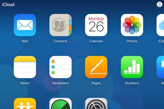 苹果推出新iCloud主页风格设计