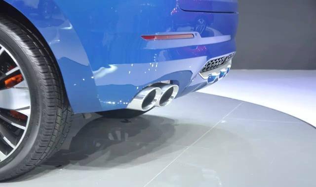 哈弗还是来了, 哈弗HB-03 Hybrid首次惊艳新能源