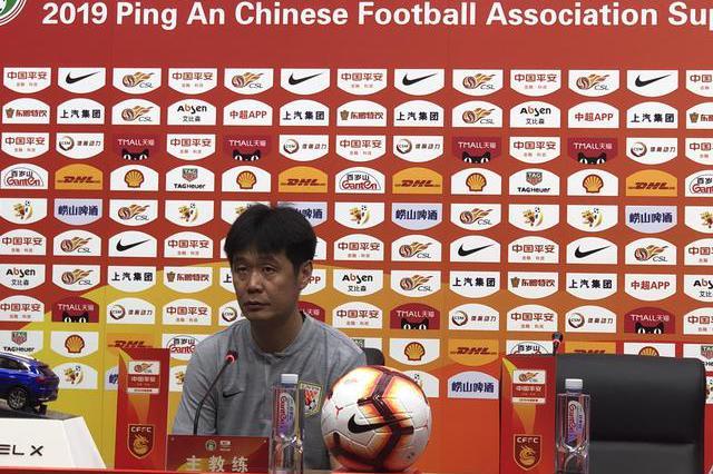 李霄鹏:鲁能最强U23仍没确定位置 谢峰:对手确实比我们强