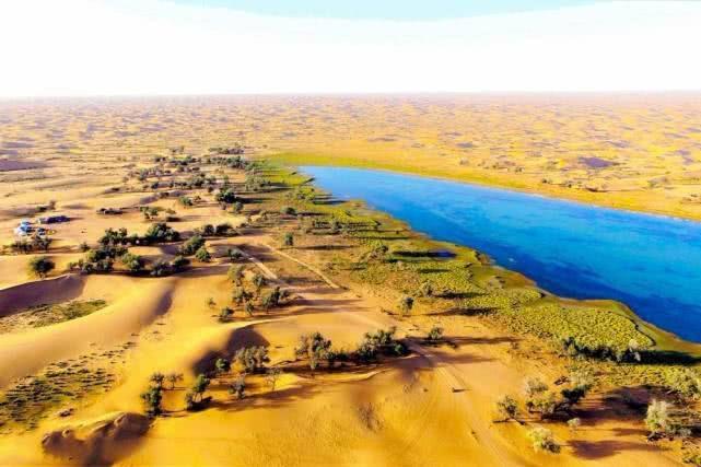 为治理沙漠化,内蒙将黄河水引入沙漠,或将有奇迹出现?