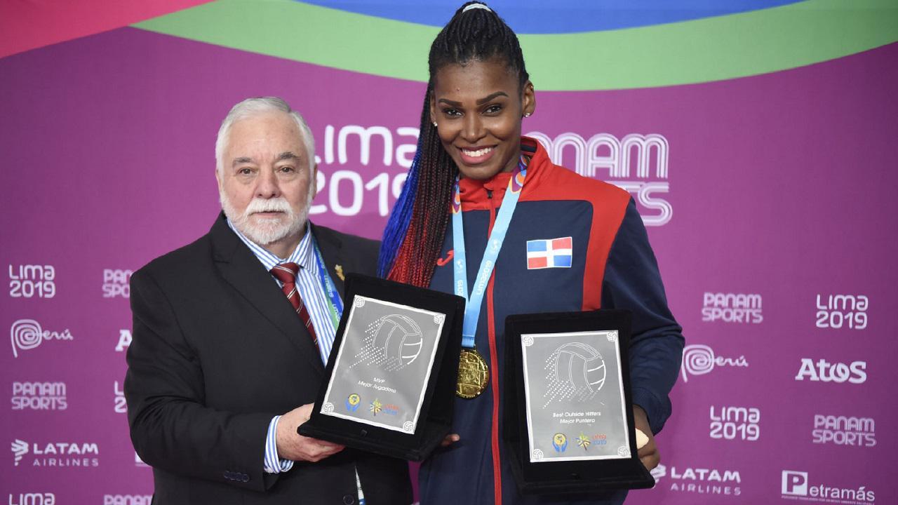 德拉克鲁兹!2019女排世界杯名将巡礼之多米尼加队代表!