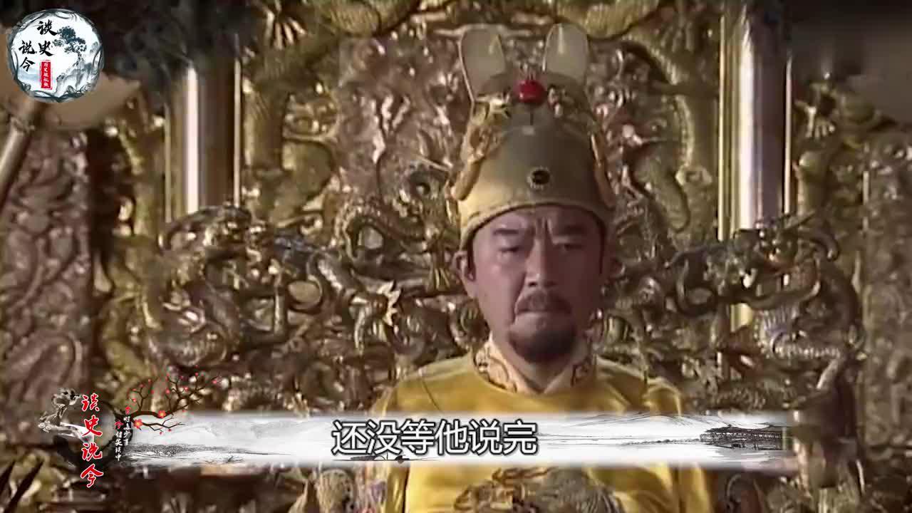 朱元璋称帝后两个小时候的玩伴向他要官当为何命运却截然不同