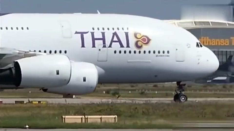 塔台:A380赶紧返航,你的发动机出问题了