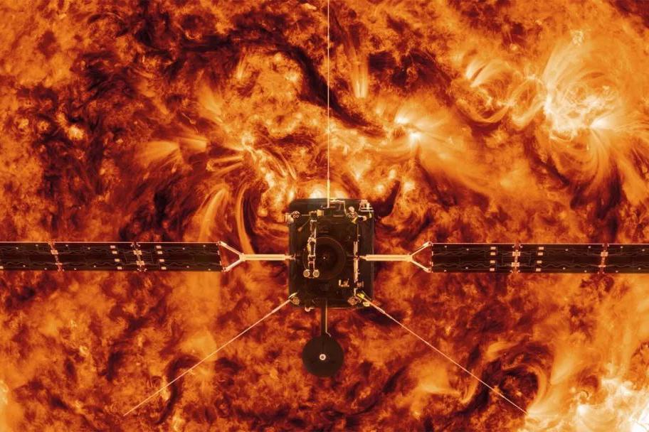 太阳轨道器即将发射,将首次拍摄太阳两极,将经历520度的高温!