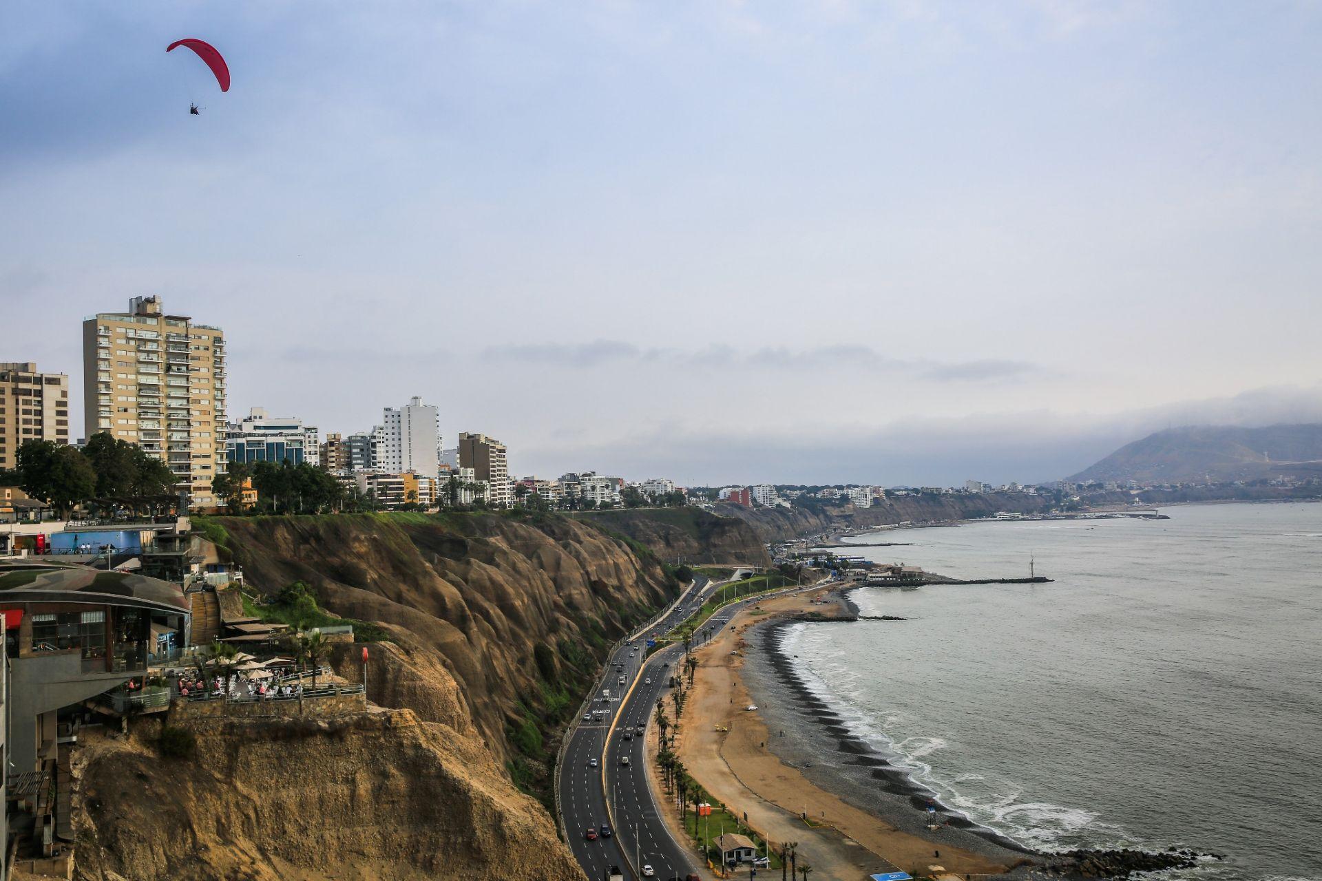 南美 秘鲁 利马 米拉弗洛雷斯