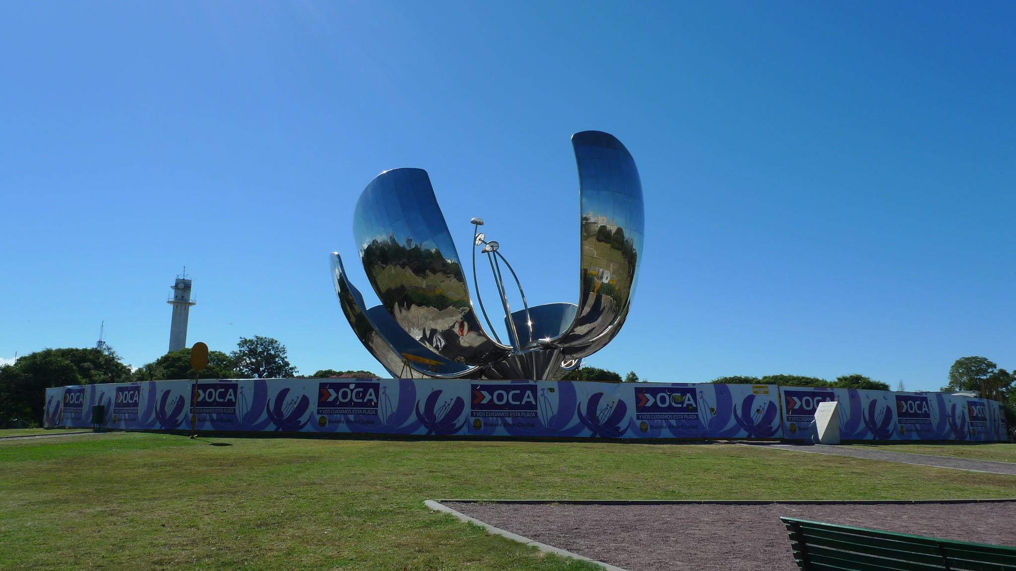 阿根廷 布宜诺斯艾利斯 阿根廷钢花