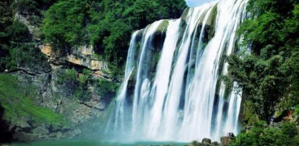 """""""落差最大""""的瀑布,落差有979米,是黄果树瀑布的12倍"""