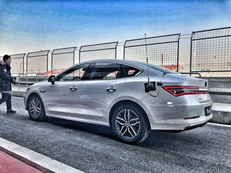 国产电动车同样有驾驶乐趣,比亚迪秦Pro EV500赛道日活动!