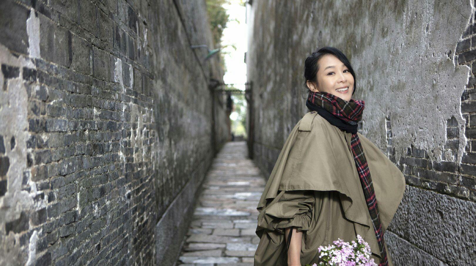 看到刘若英在乌镇游玩开心的样子,我也好想去看看