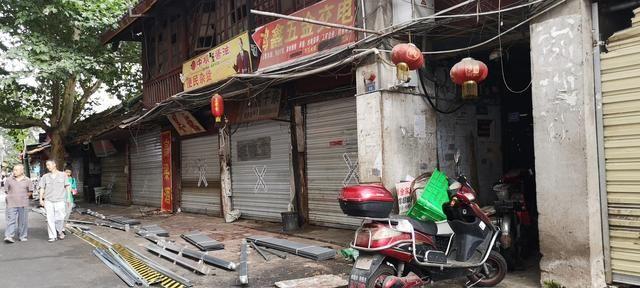 都市里的村庄:王家坝这一块儿终于打围要翻新了