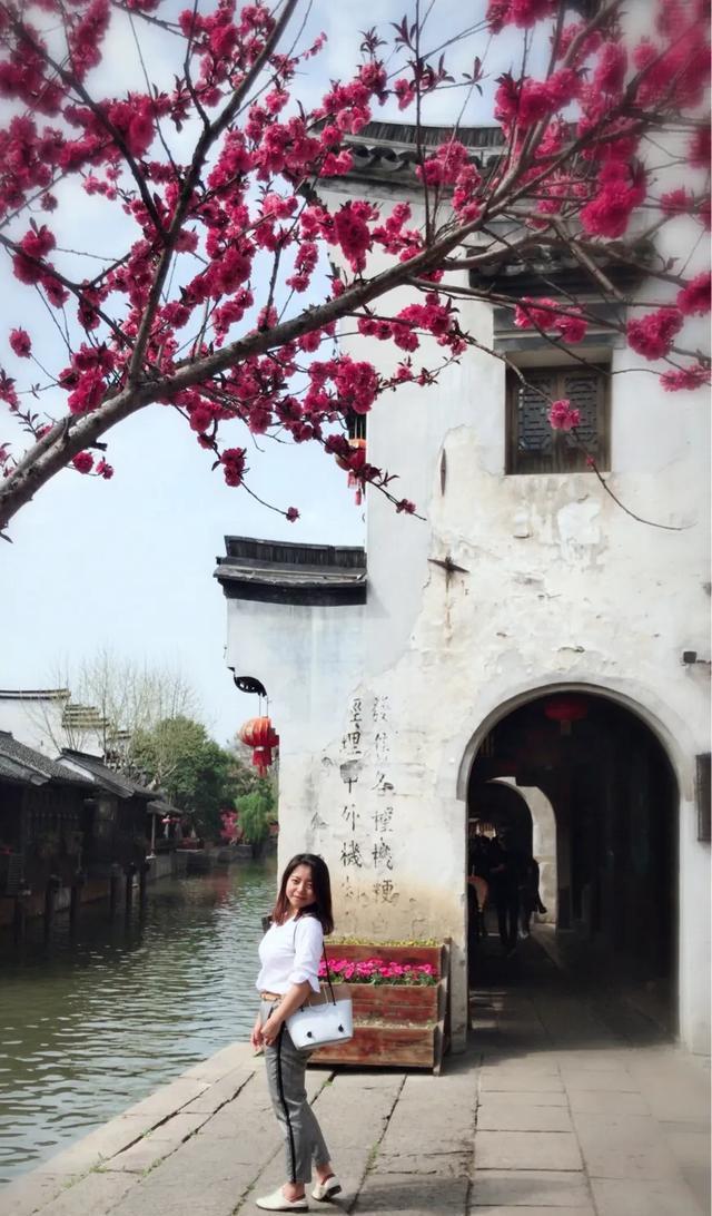 杭州边上的古镇南浔很难找到..