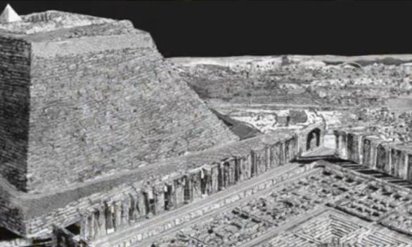 埃及发现地下迷宫,规模比金字塔还宏大,却不允许挖掘
