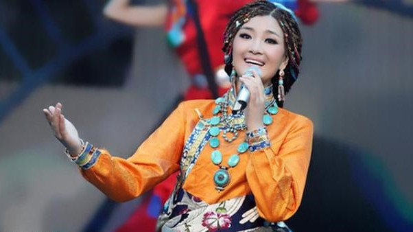 藏族歌手降央卓玛:妙音仙女第二篇图片