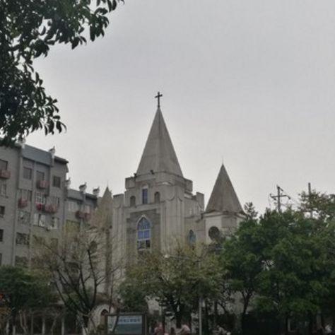 旅游:它是桂林市唯一的基督教堂,桂林市基督教协会驻地