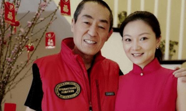 张艺谋妻子陈婷晒出儿子近照 网友:不像老爸却很像另一个男人