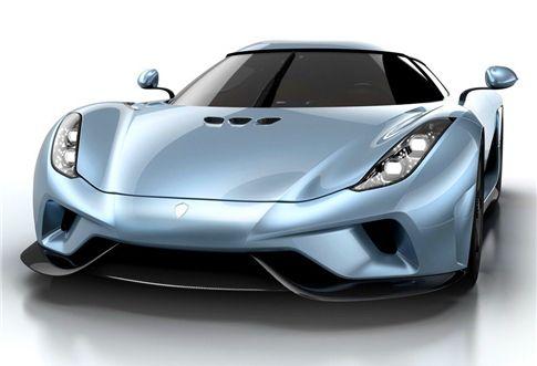 最近很火的汽车,流线型设计,轮廓有格调